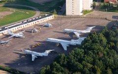 Учебный аэродром МГВАК