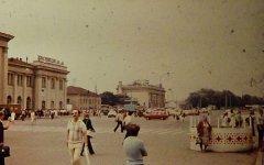 80-е годы привокзальной площади