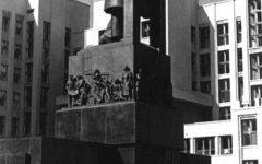 Немецкие войска в городе. Ленин еще стоит.  Июль 1941