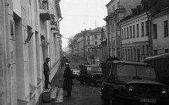 Центр Минска, 1993 год. Фото от подписчика